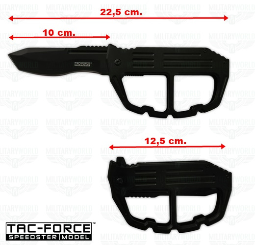 Pumnal Box Tac Force Speedster Model TF 760 autoaparare