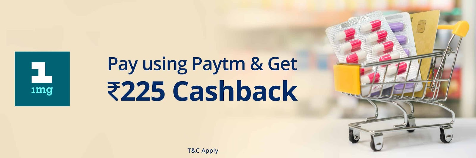 1mg paytm offer 225