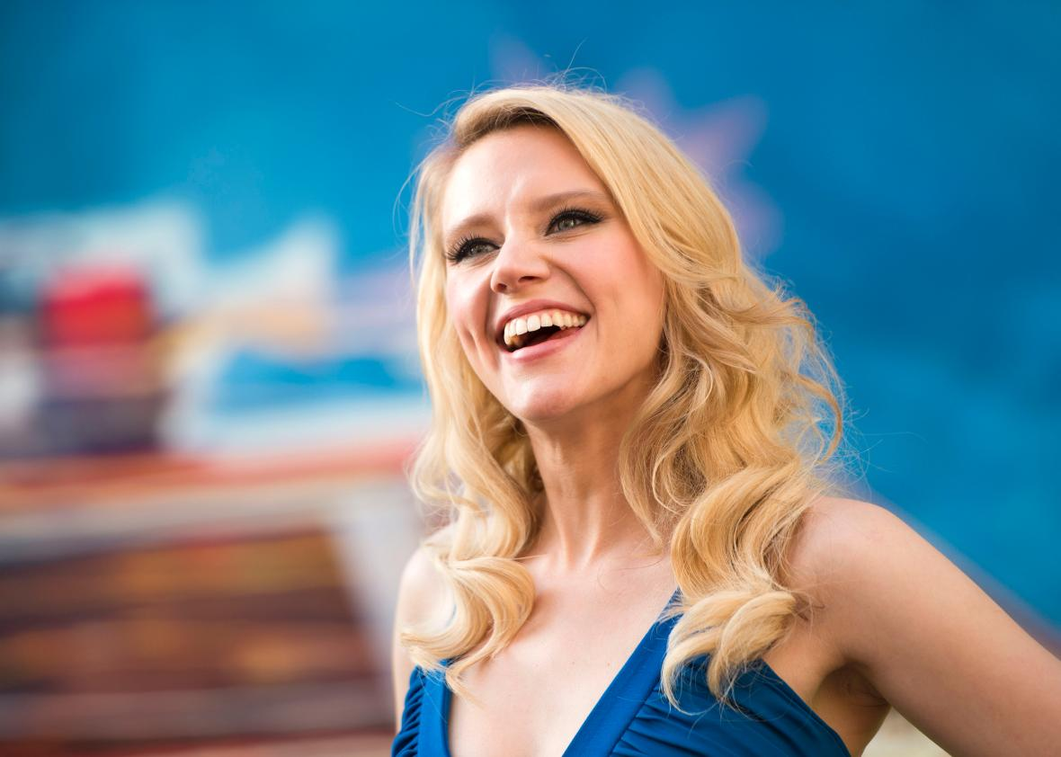 Kate McKinnon está nominada por Saturday Night Live