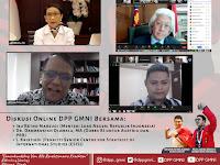 """DPP GMNI Gelar Diskusi """"Bung Karno"""" dengan Menlu RI, Diikuti 22 Dubes"""
