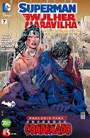 Os Novos 52! Superman & Mulher Maravilha #7