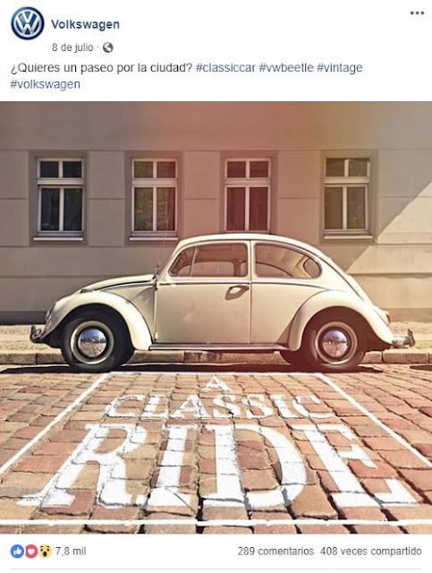 marketing automotriz  volkswagen