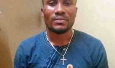 Nigerian man allegedly hacked into bank's electronic mail in Ghana and stole money