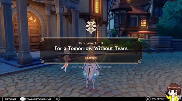 For A tomorrow without Tears