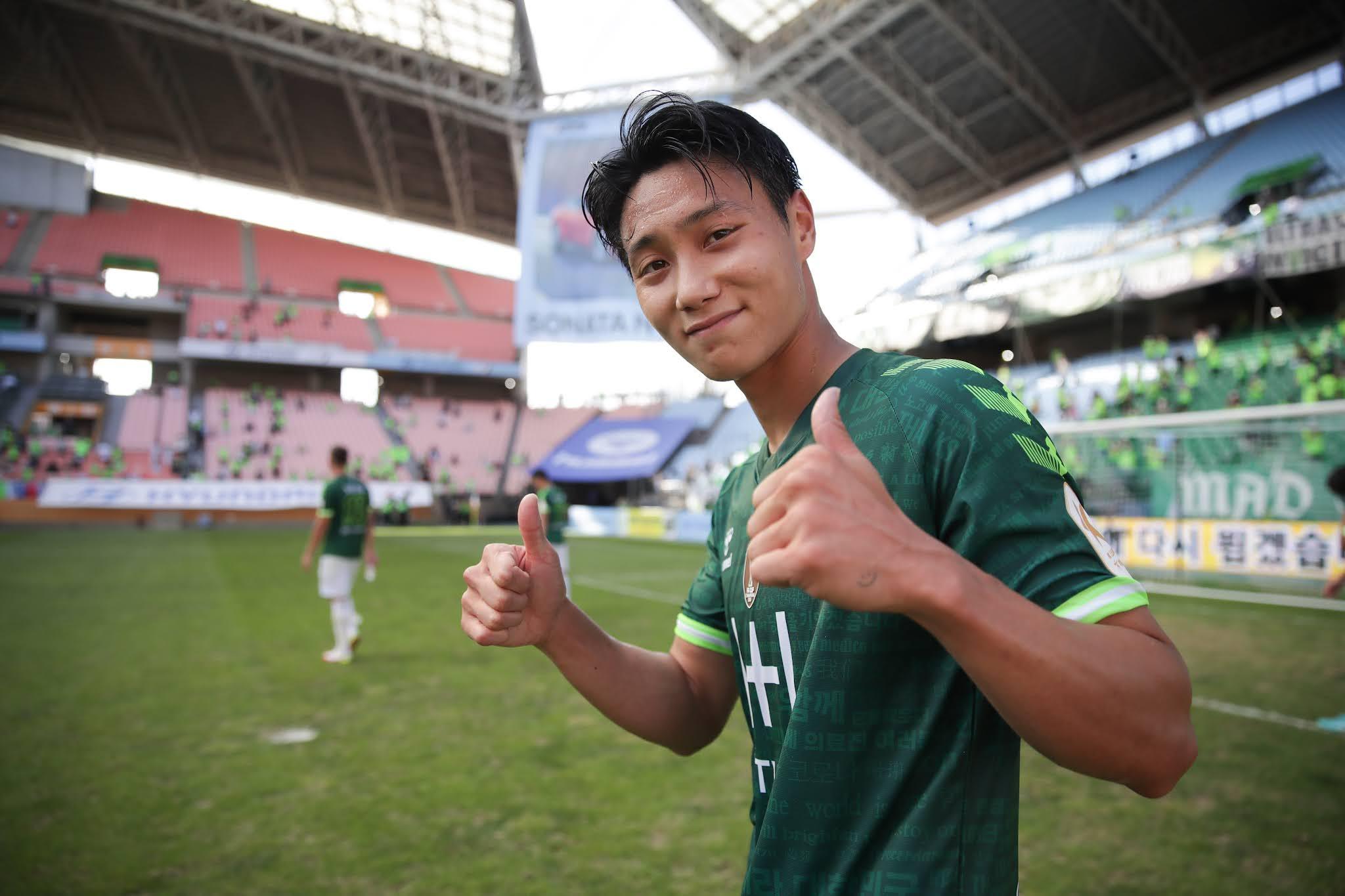 Paik Seung-ho Could Prove Pivotal to Saving Jeonbuk's Season