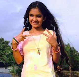 Anushka Sen Sebagai Pemeran Meher Dagli