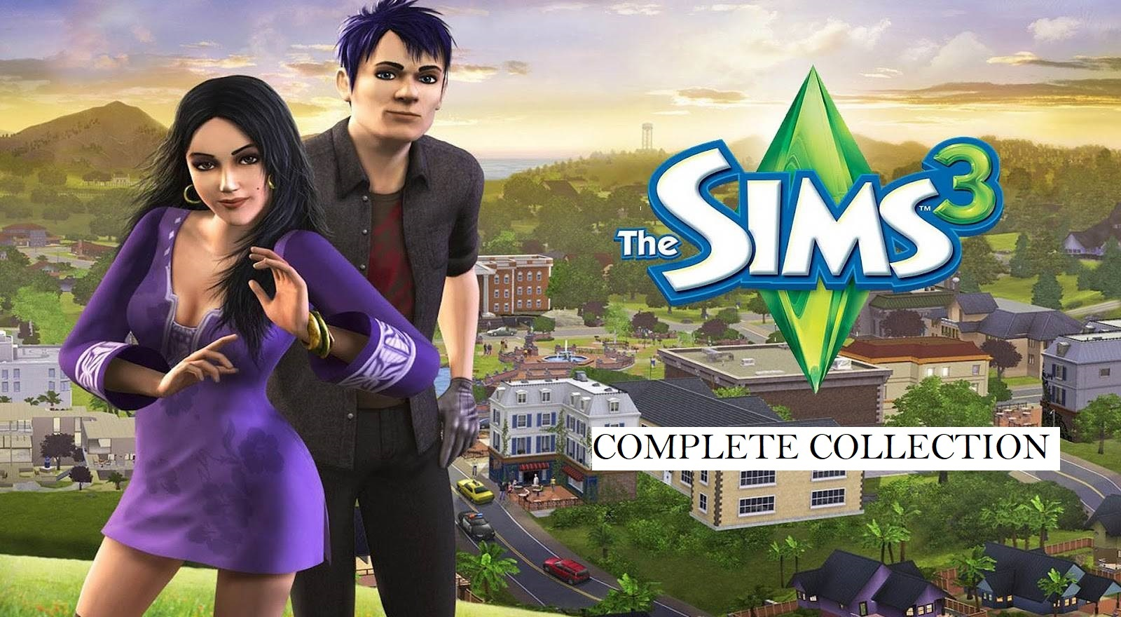 the sims 4 (all dlcs included) free game download torrent