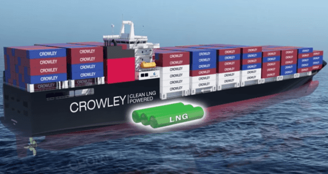 Top 10 LNG-Powered Vessels (Gallery)