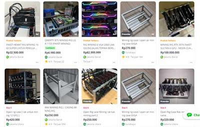 mining rig bitcoin alat untuk peluang usaha menghasilkan uang