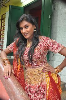 Rachana At Gandham Audio Release (10)