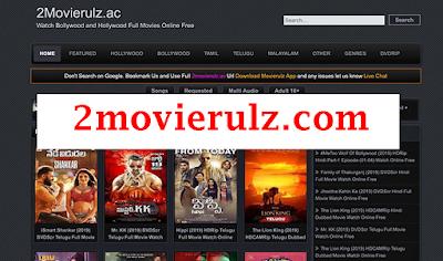 2movierulz.com- Watch Bollywood Hollywood Movies 2movierulz com