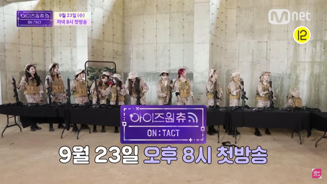 Teach IZ*ONE Military Program, Captain Lee Keun Criticized by Netizen