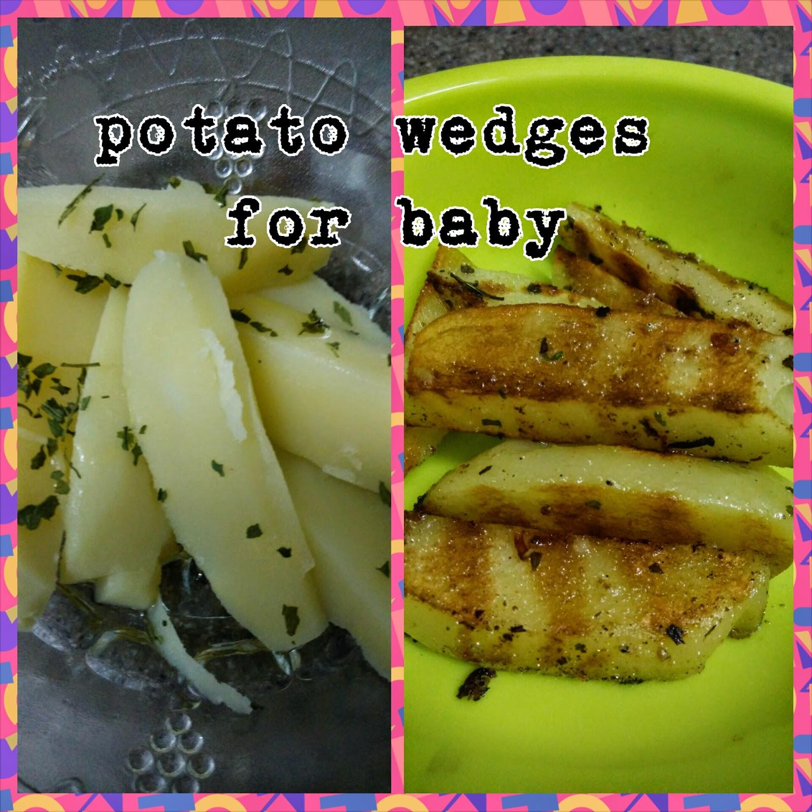 Resep Makanan Bayi Usia 8 Bulan Keatas