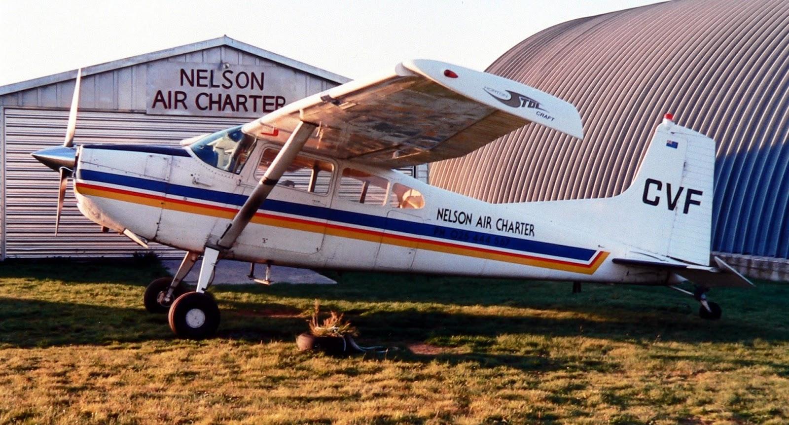 NZ Civil Aircraft: Cessna 185A c/n 185-0504