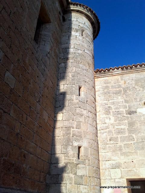visitar el alcázar de Alarcón en Cuenca