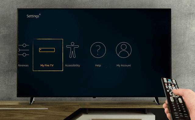 بديل Google Play  على  Amazon Fire TV