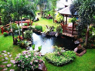 Rear Garden Design Luxury home beautiful and comfortable
