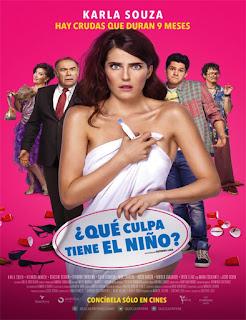 Ver ¿qué Culpa Tiene el Niño? (2016) película Latino HD