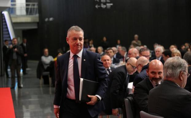 """El separatismo vasco, contra VOX, pide """"una estrategia compartida"""" para acabar con los de Abascal"""