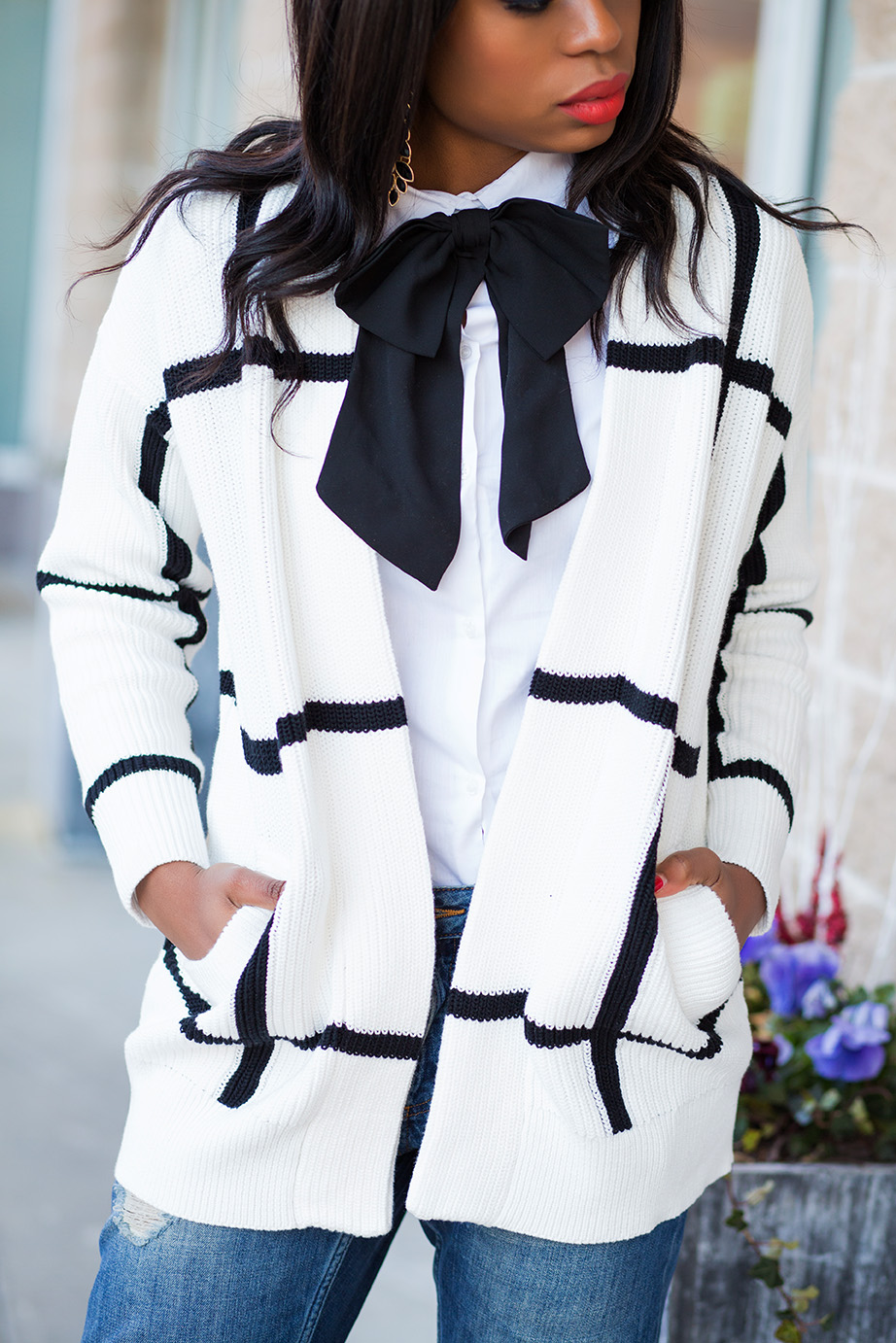 black and white, www.jadore-fashion.com