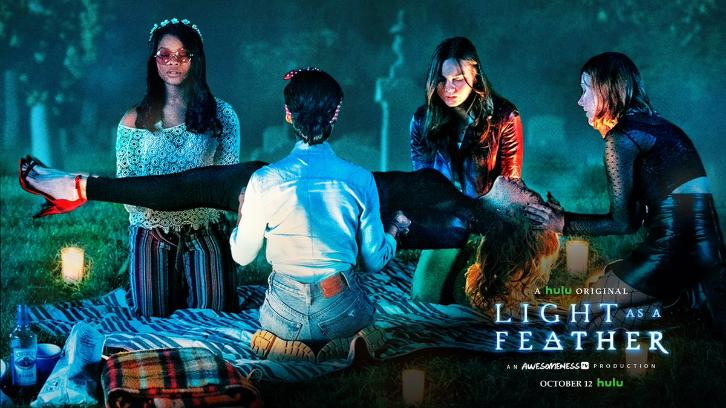Light As A Feather 2x01, 2x02 y 2x03 Espa&ntildeol Disponible