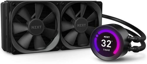 NZXT Kraken Z53 240mm AIO RGB CPU Liquid Cooler