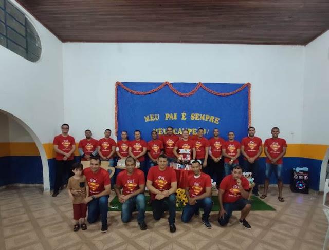 Comando do Corpo de Bombeiros realiza confraternização em comemoração ao Dia dos Pais