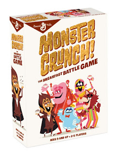 Monster Crunch! The Breakfast Battle Game to Release at Target on August 26th