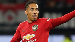 Man Utd Reject Everton's Smalling Loan Offer