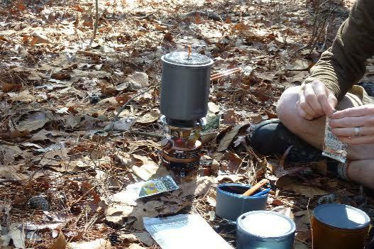 Peralatan memasak gunung