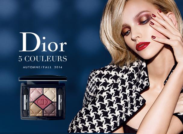 5f1d75bf5ac9 Dior kolekcia dekoratívnej kozmetiky jeseň 2014