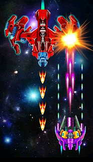 Galaxy Attack: Alien Shooter Mod Apk 18.4 Latest for Android
