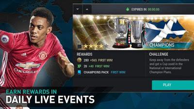 Download FIFA Mobile Soccer Apk MOD Terbaru 2016