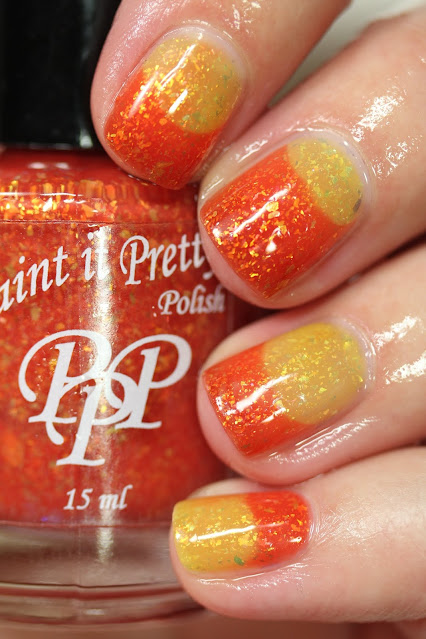 Paint It Pretty Polish Scream swatch