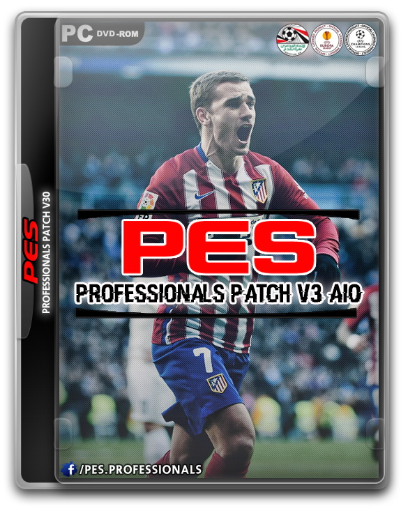 PES 2016 Data Pack 100 Version 10200 - PES Patch