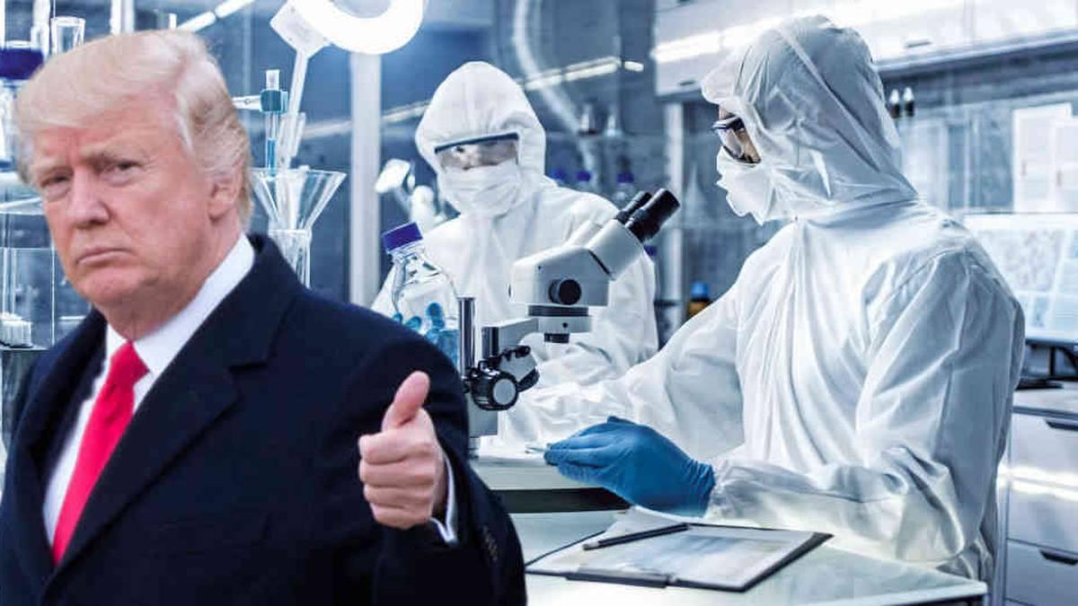 """Trump: Vacuna de Moderna fue """"aprobada rotundamente"""" en Estados Unidos"""