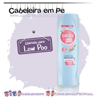 Condicionador Hidratação Micelar by Niina Secrets - Seda (Low Poo)