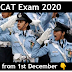 AFCAT EXAM 2020 APPLY ONLINE