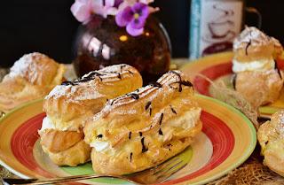 Manfaat Keju untuk Mencegah Stroke lengkap dengan Resep kue sus keju, kering diluar lumer didalam