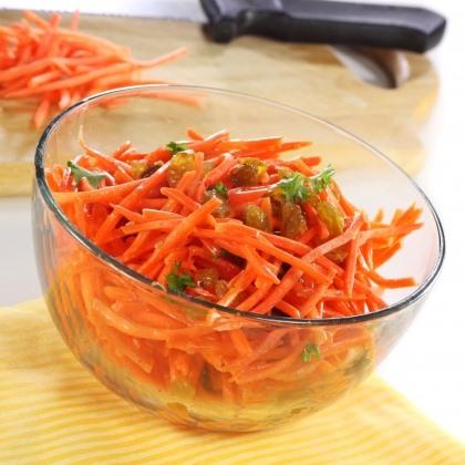 Carrot Cole Slaw Recipe