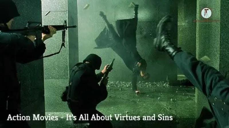 أفلام الأكشن - كل شيء عن الفضائل والخطايا