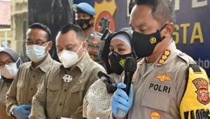 Top! Polisi Ringkus Tersangka Pencabulan 13 Anak Dibawah Umur di Cirebon
