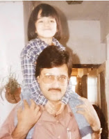 Kriti Sanon father photo, Kriti Sanon father image