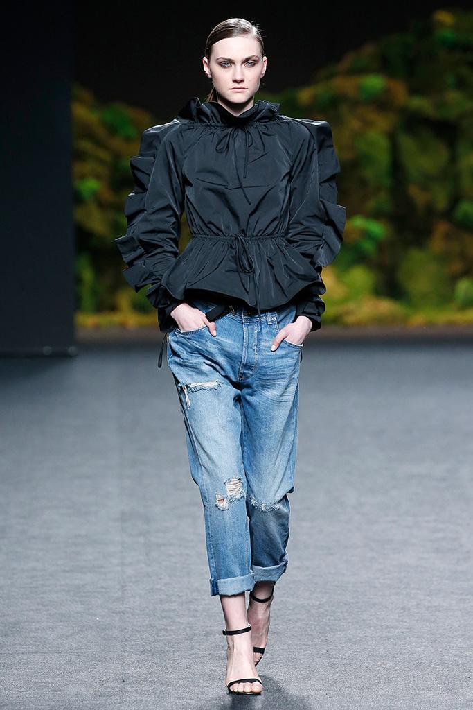 Juanjo Oliva Fashion Week Madrid
