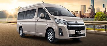 Harga dan Spesifikasi Toyota Hiace di Semarang Pati Kudus Purwodadi Salatiga Kendal Jepara Ungaran