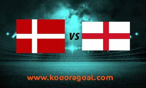 مشاهدة مباراة انجلترا والدنمارك كورة جول بث مباشر 8-9-2020 دوري الأمم الأوروبية