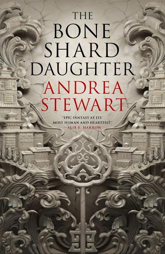 Bone Shard Daughter book cover