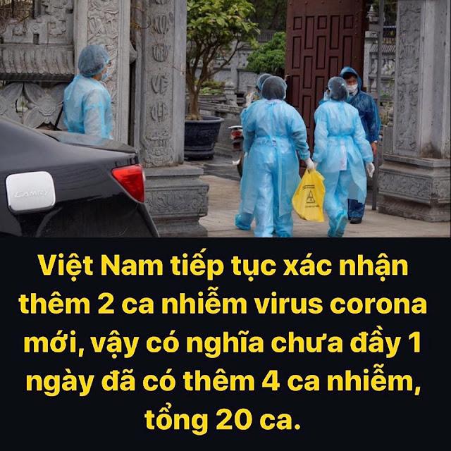 Thêm 2 trường hợp mắc Covid-19 tại Hà Nội