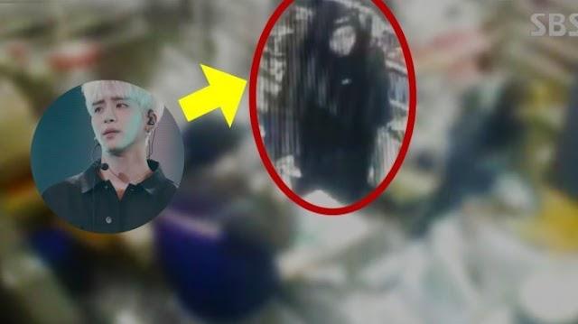 Terungkap CCTV Detik-Detik Jonghyun SHINee Sebelum Tewas Bunuh Diri di Apartemen
