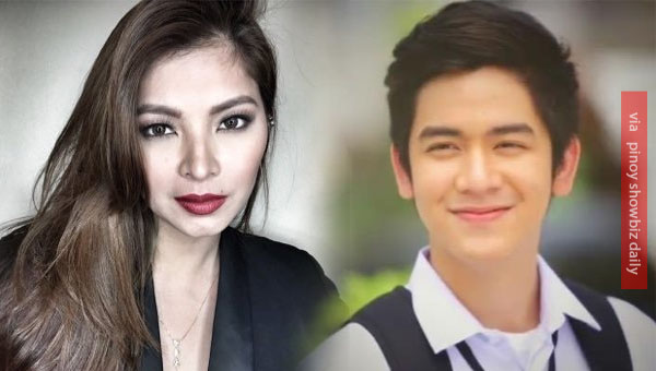 Angel Locsin praises Joshua Garcia in Vince & Kath & James